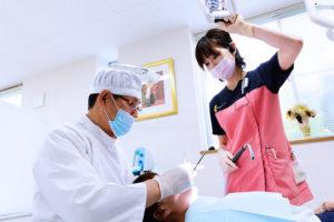 一般、小児、予防歯科 福山市 わだ歯科クリニック