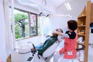 高齢者、有病者、障害者の歯科治療 口腔治療