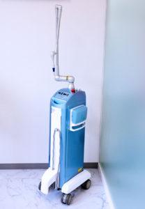 最新型歯科用レーザー(炭酸ガスレーザー・半導体レーザー)福山市 わだ歯科クリニック