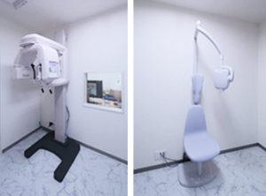 デジタルデンタルX線診断装置・デジタルパノラマX線装置 福山市 わだ歯科クリニック