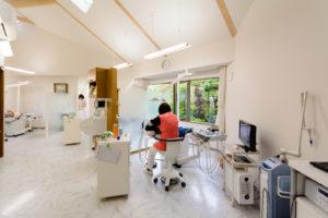 わだ歯科クリニック 福山市 金属アレルギーの人でも受けられる歯科治療(セレック治療)